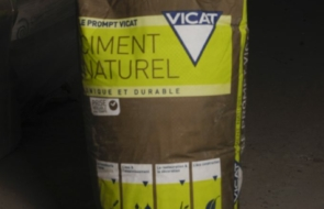Ciment prompt Vicat