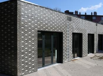 Brique loft ONYX 270x100x50 + brique ORNATE
