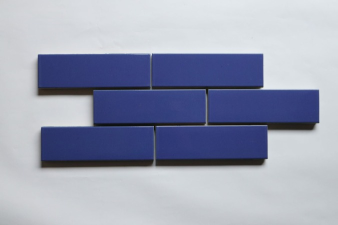 Bleu foncé brillante 560